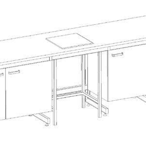 stół wagowy