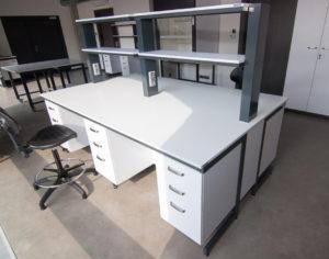 wyspa w laboratorium
