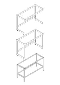 konstrukcje stołów