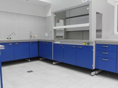 Dygestorium laboratoryjne ceramiczne