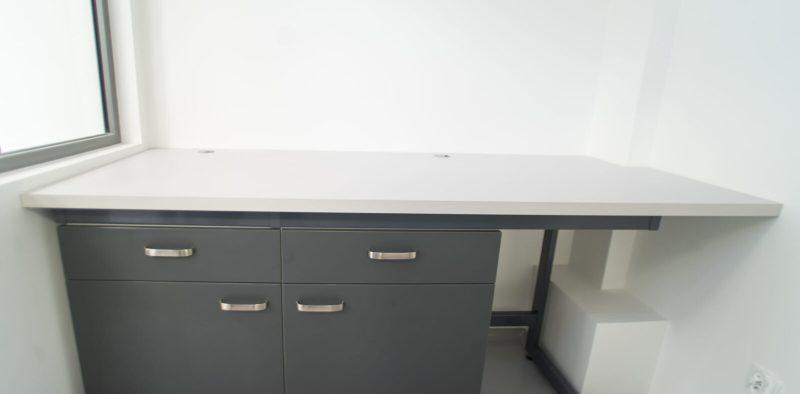Polflex Stół przyścienny