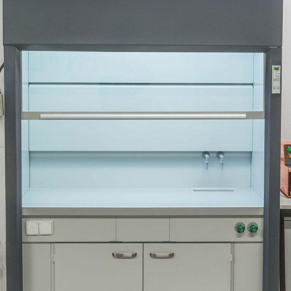 dygestorium laboratoryjne metalowe